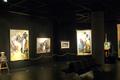 ピカソ後のフランス画壇を支えるジャンセンの代表作、バレリーナ・ベニス・仮面舞踏会を中心に、油彩、水彩デッサン等700点より順次100点ほどを展示しています。