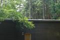 『週刊新潮』表紙絵を連載中の成瀬政博の小さな美術館です。静かな木立の中で、作品とお茶を楽しみ、ゆっくりとした時間の流れを感じさせてくれます。