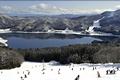 森と湖に囲まれ、青木湖を望む眺めの良いコースがあるスキー場。国内屈指のモーグルバーンは、ビギナーコースとSAJ公認コースに分かれていて、 初級者から上級者まで楽しめます。また、モーグル以外にもスキーやスノーボードの練習に適したコースが多く、上達を目指す方におすすめです。コースは8割 が初中級斜面なので、グループやファミリーも安心して楽しめます。
